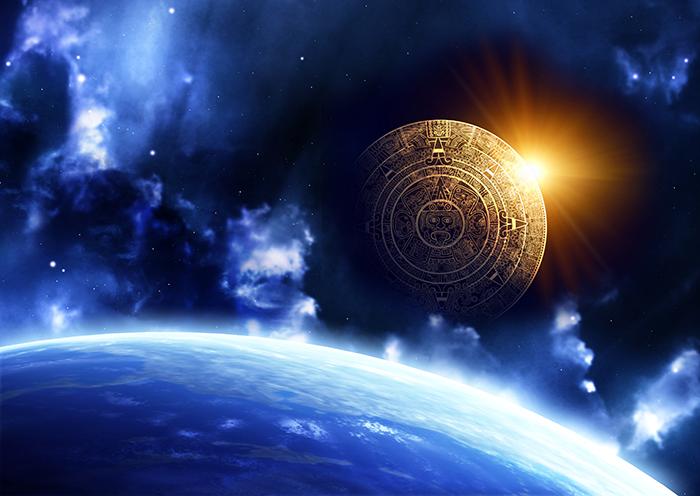 地球とツォルキン暦
